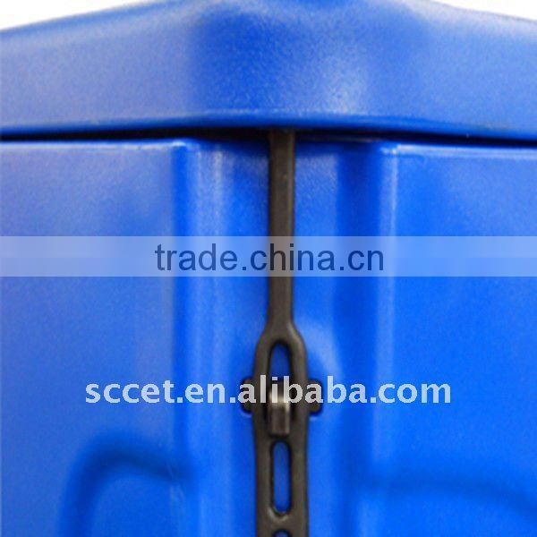Large Capacity 600L Ice Containers for Fish