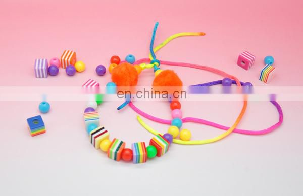 2016 new design DIY beads sets DIY beads kits for kids-66048C