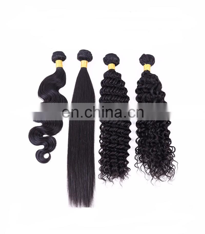 Factory New design remy human hair names of hair extension