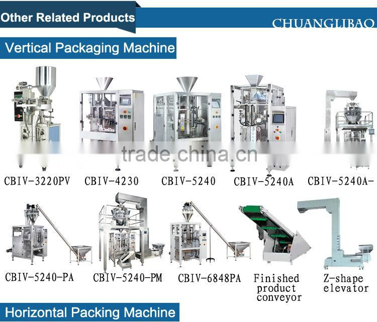 Full automatic bag forming machine CB-4230