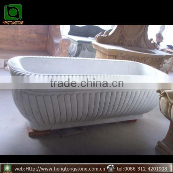 black stone bathtubs sculpture low price high quality