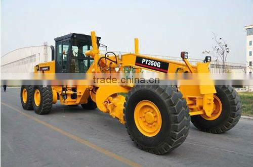 Small Grader PY160C for sales with 6BT5 9 CUMMINS Engine of TIANGONG