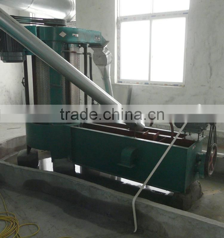 Wheat destoner, washer and drier XMS wheat washing and drier machinery