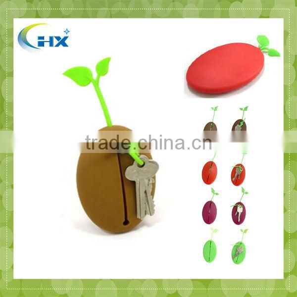 MA-102 silicone case for key chains for promotional