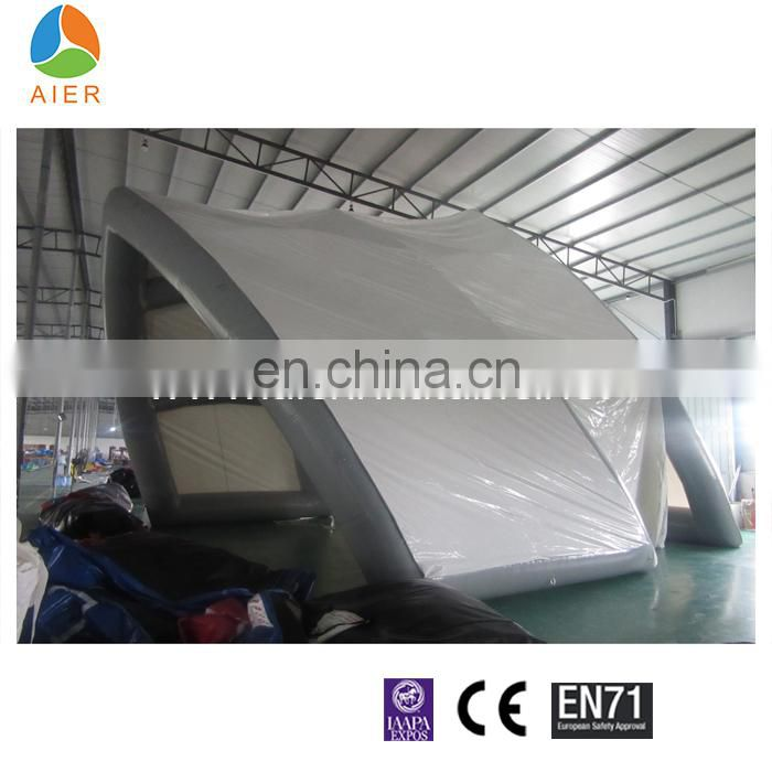 Inflatable stage tent,small airtight booth