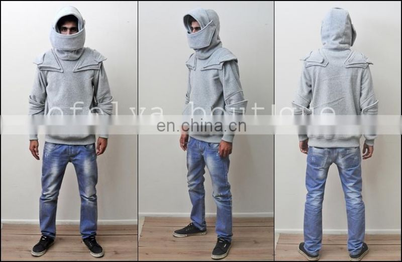 Duncan Armored Knight Hoodie Sweatshirt Assassin's Creed