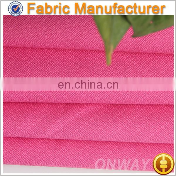 Onway Textile polyester Polypropylene jacquard with beauty pattern spring mattress fabric