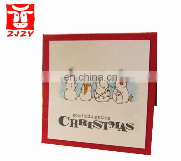 Happy holiday greeting cards (ZY19-5187)