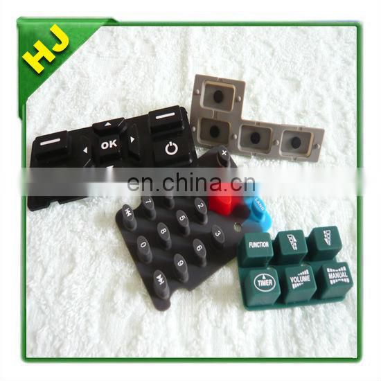 Membrance switch keypads with 3m sticker