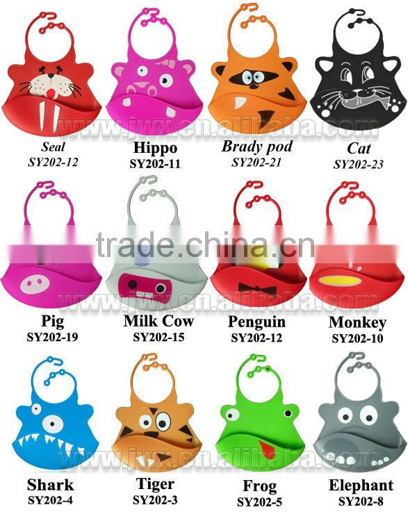 china supplier wholesale good quality neoprene baby bib China wholesale silicone baby bib, baby bibs silicone,