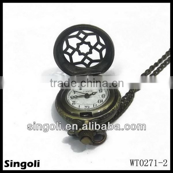Retro pocket watch wholeale in china