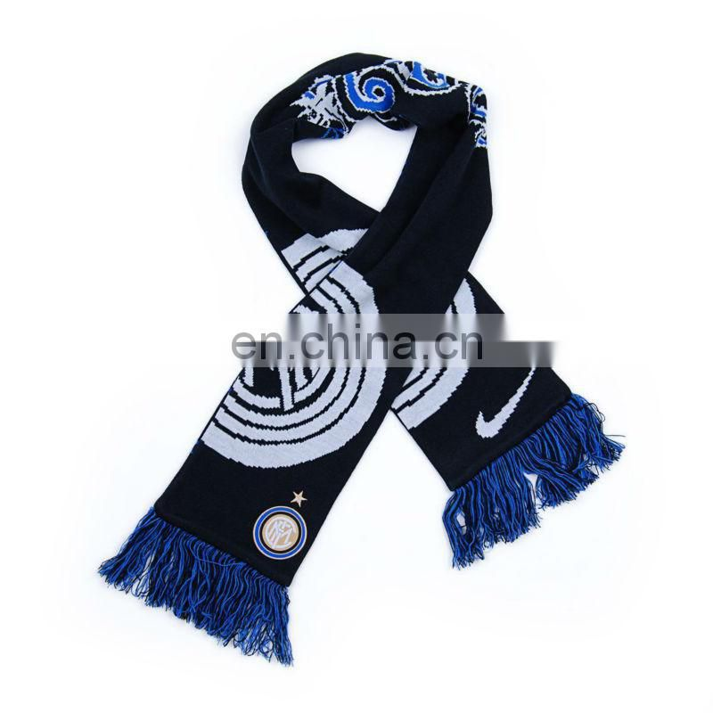 Fans scarf,Free Shipping Best Selling New Arrival Inter Milan official genuine scarf fans scarf