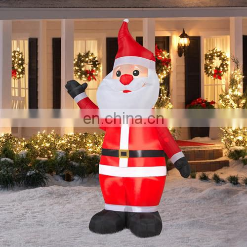 Merry Christmas inflatable bouncers for sale