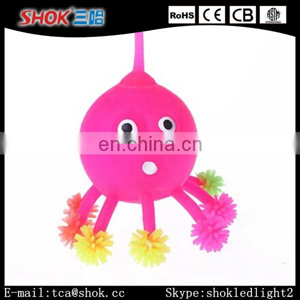 2016 High Quality Led Toy for Children Led Bouncy Ball