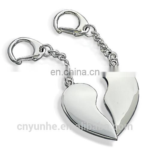 Mirror Photo Frame Keyring
