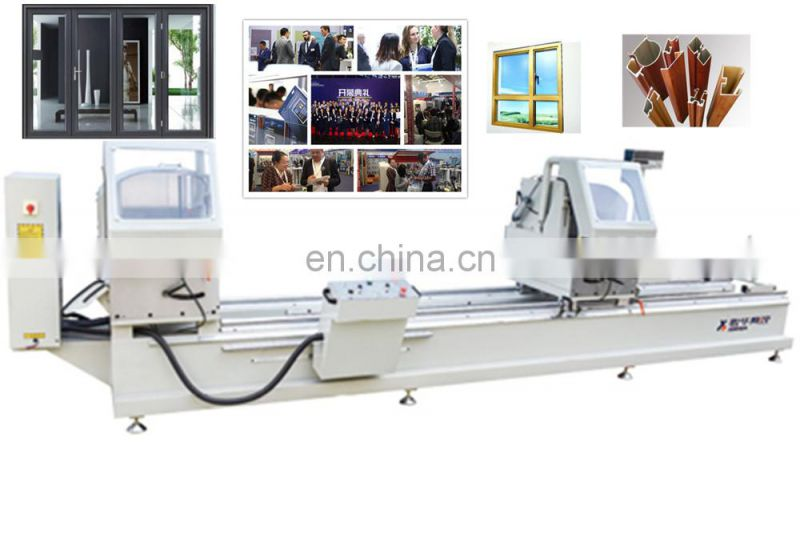 2head miter cutting saw cheap window screen wire mesh plastic s and doors profile Best price high quality