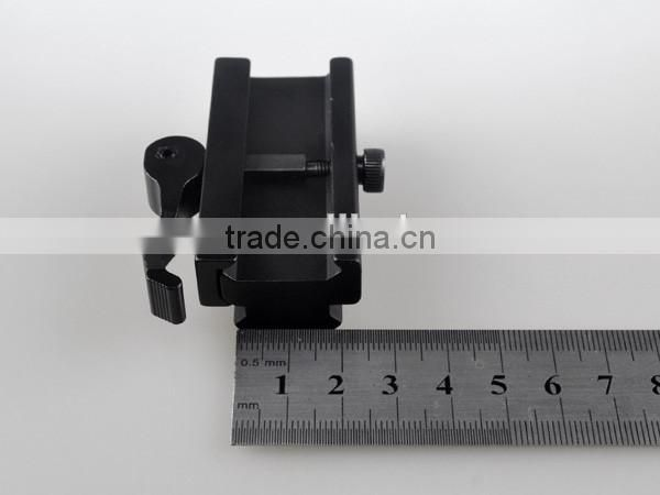 KC08 High quality 21mm Weaver Picatinny Rail Base Sight Scope Mount adapter Converter Scope Mount For Rifles
