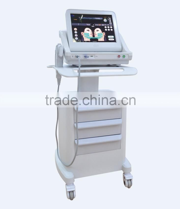 HIFU ultrasound slimming machine/ hifu ultrasound slimming