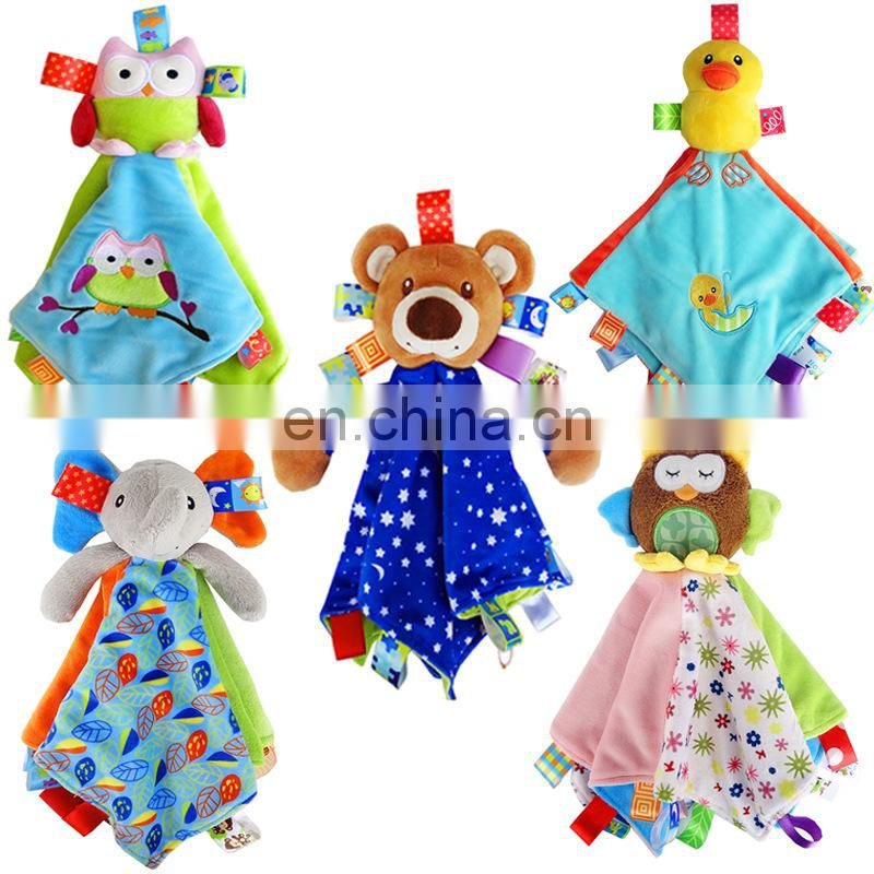 Little Girls Plush Toy Baby Bath Towel Infant Orangic Bamboo Towels