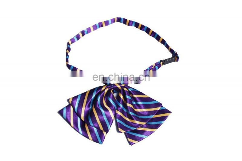 New Style fashion High Quality custom school kids neck tie
