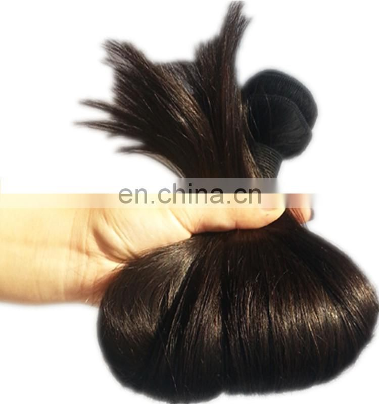 Wholesale natural straight malaysian hair