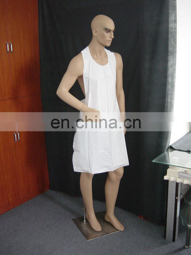 disposable PP PE plastic apron