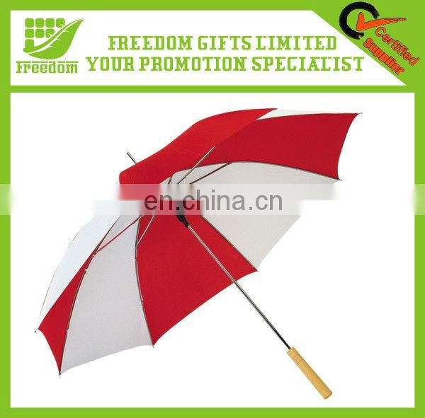 Customized Straight Rod Promotional Golf Umbrella