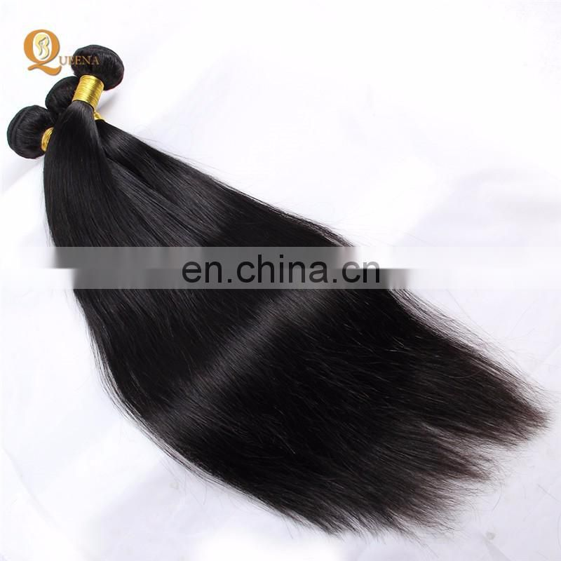 China Hair Factory Wholesale Hair Extensions 360 Full Lace Frontal Closures With Bundles