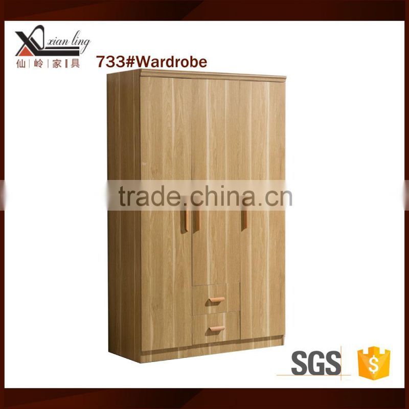 Sunmica Designs Wholesale Wardrobe For 3 Door Bedroom Wardrobe