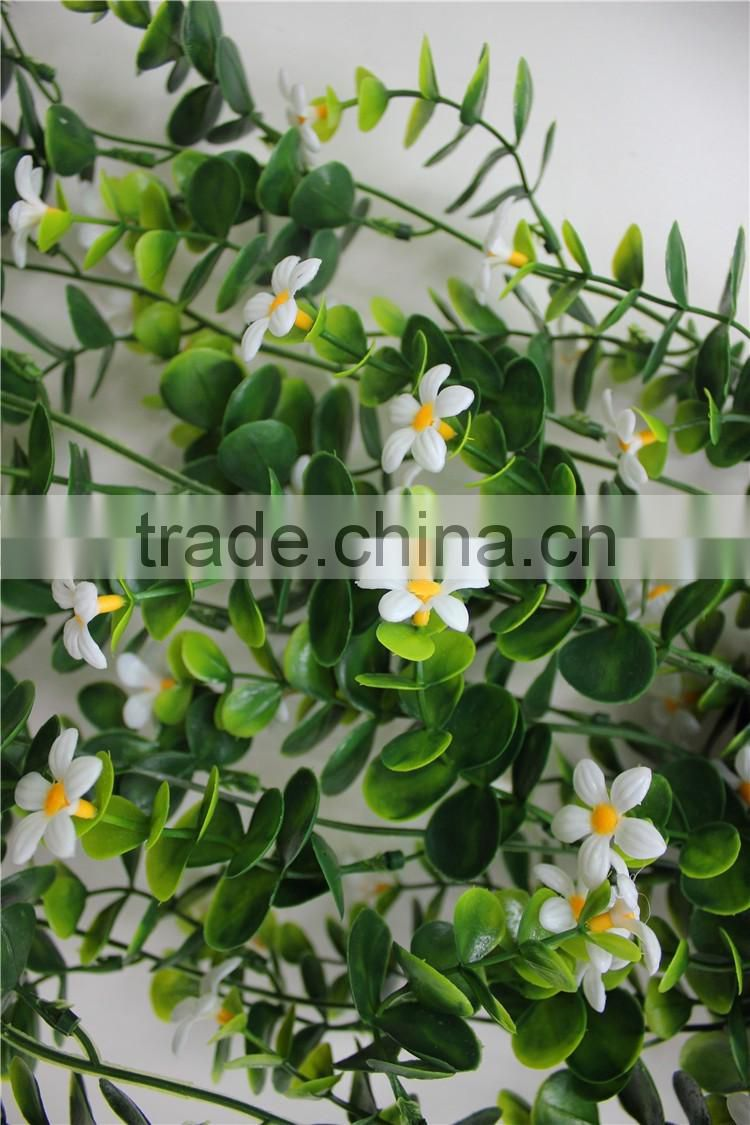 fake small flower bulk leaf rattan hanging vine decoration