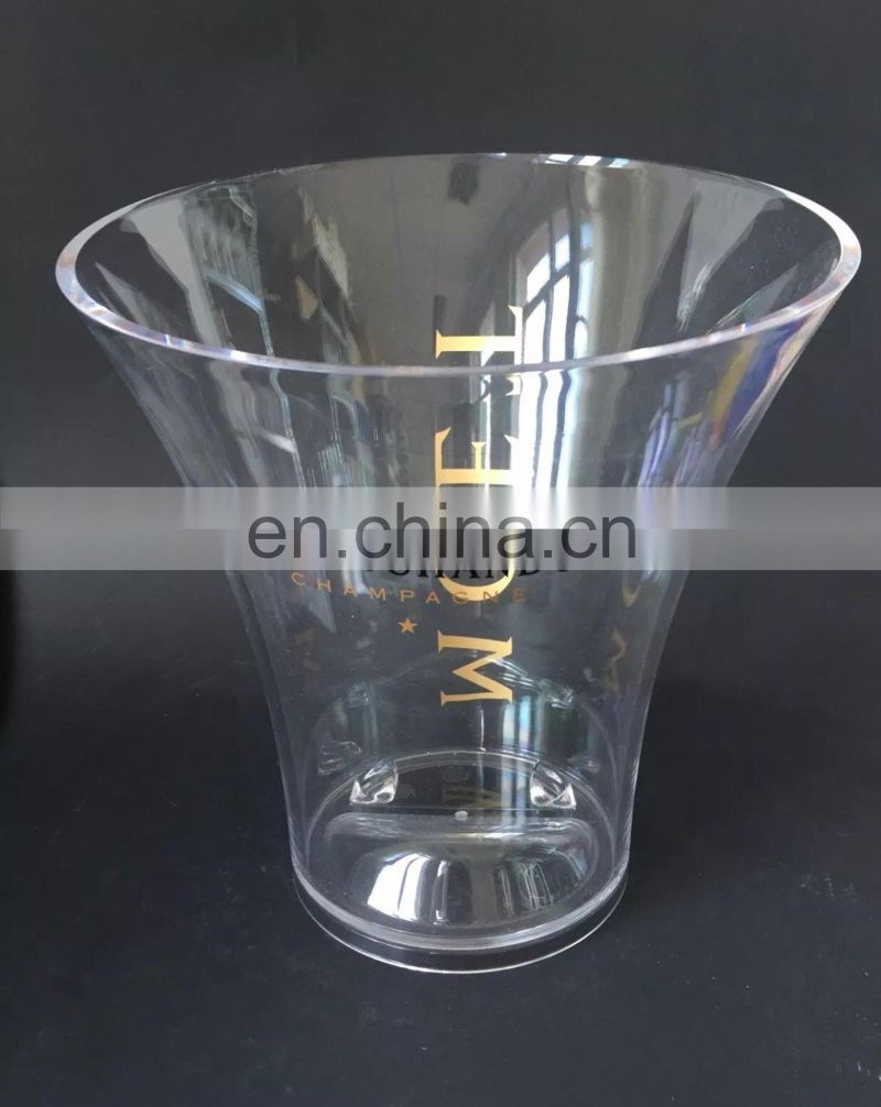 New Moet Chandon Ice Bucket Acrylic