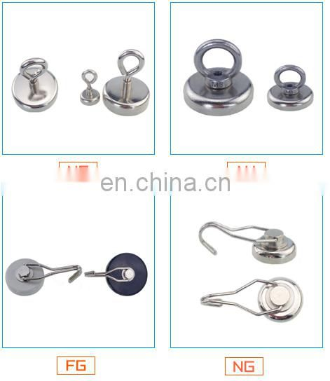 Salvage Strong Magnetic Ring Magnet Hunting Recovery for River Fishing/Strong Magnetic Salvage
