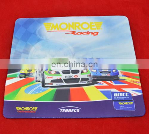 Professional printed cloth mousepad