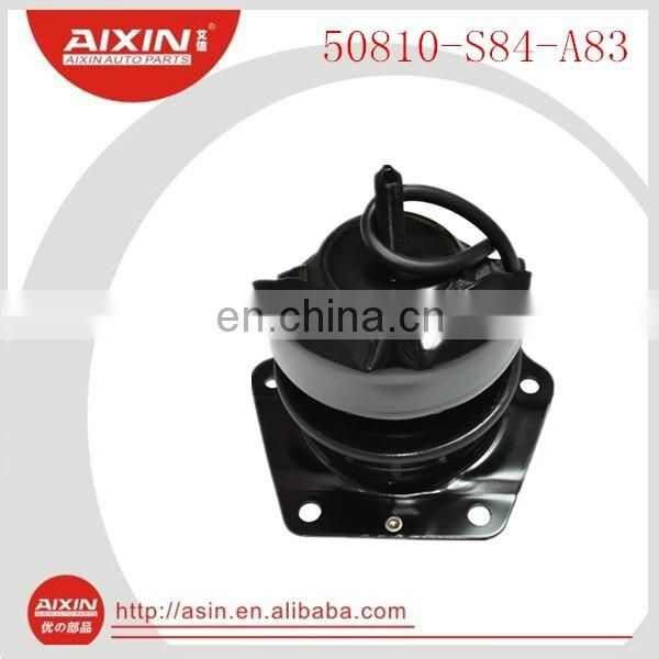 Auto spare parts car Rubber engine mount 50810-S84-A83 for ACCORD