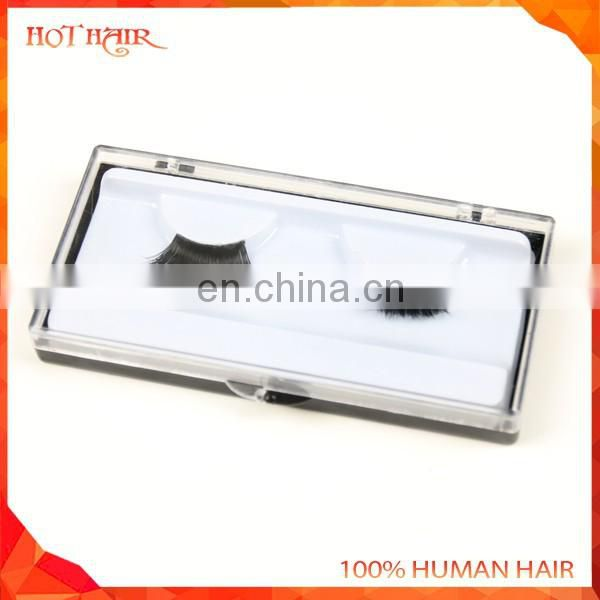 2015 Wholesale False Eyelashes Silky Mink Eyebrow Extension Individual Eye Lash Extension