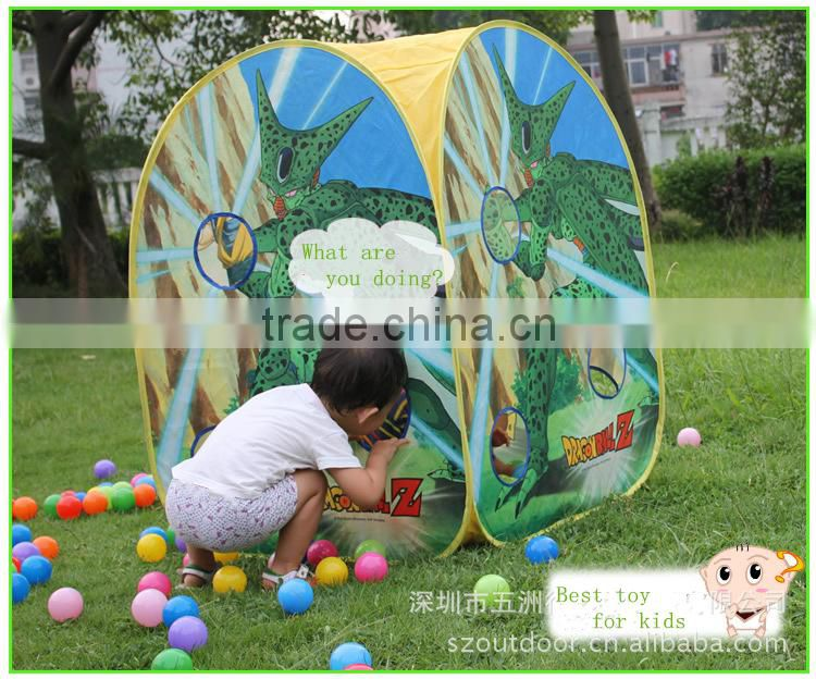High quality kids play tent outdoor kids ball house