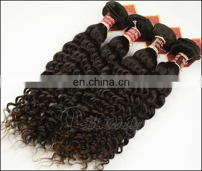 Ideal Hair 100% Brazilian Weaving Natural Hair Bundles