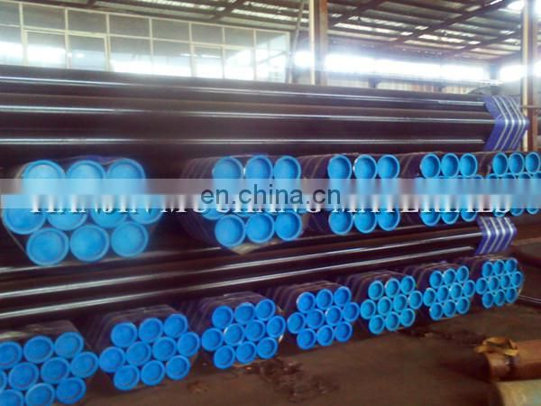 sch 40 sch 80 black iron seamless steel pipe /API 5L seamless pipe for sale