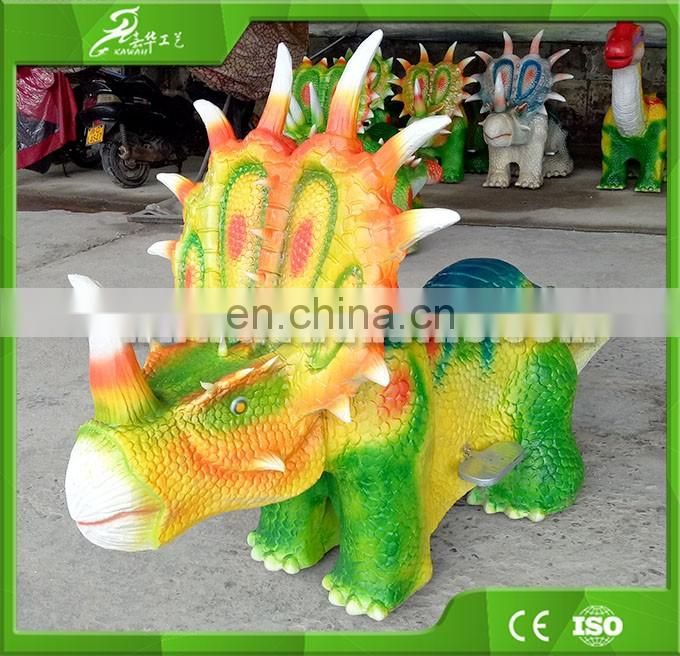 KAWAH Hot China Supplier Electric Toy Car Kids Dinosaur Bikes