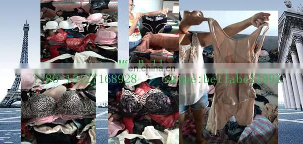 All kinds of used clothing second hand clothes bales