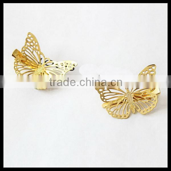 Grecian gold butterfly Hair Clips Gold Bobby Pins Hair Pins Greek Goddess Grecian Hair Accessories Bridal Bridesmaids