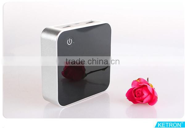 8400mAh led display gift customized rechargeable battery heated blankets
