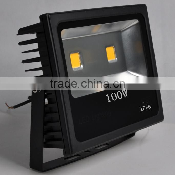 waterproof high lumen 100w outdoor led flood light, 110 volt led flood light