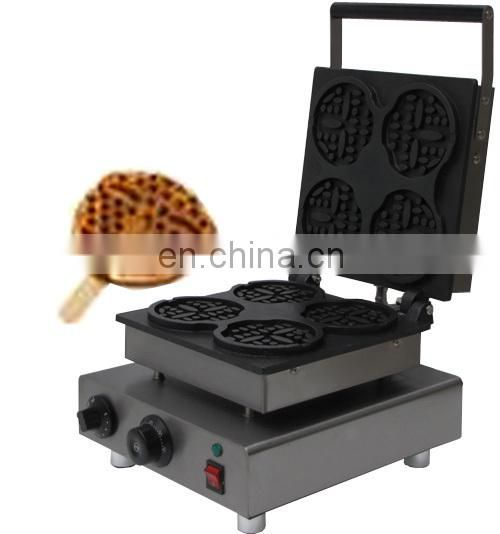 Popular Valuable Waffle Iron Maker Hot Dog Waffle Machine For Sale