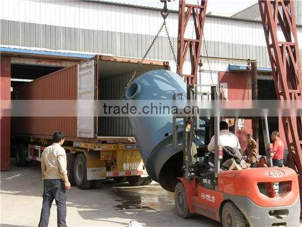 2017 New type good saling QM 0.8 meter coal gasifier used for produce coal gas