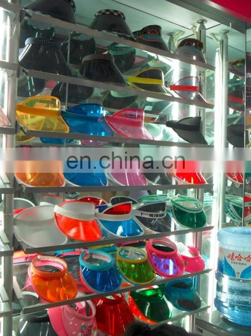 Wholesale Custom Exterior Plastic Sun Visor With Free Random Sample