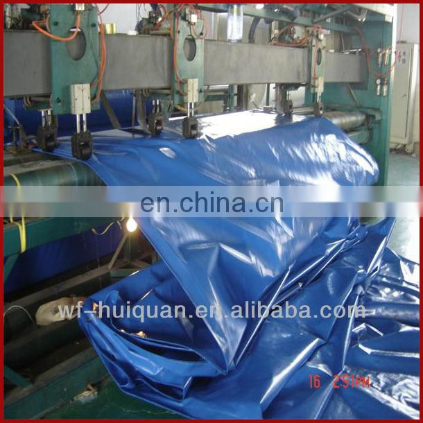 UV protected waterproof cage trailer cover tarps