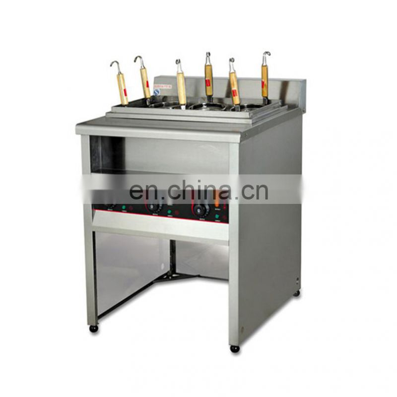 EH-876 EH-874 6 Vertical Nookle Cooker of Noodles Pasta Stove Image