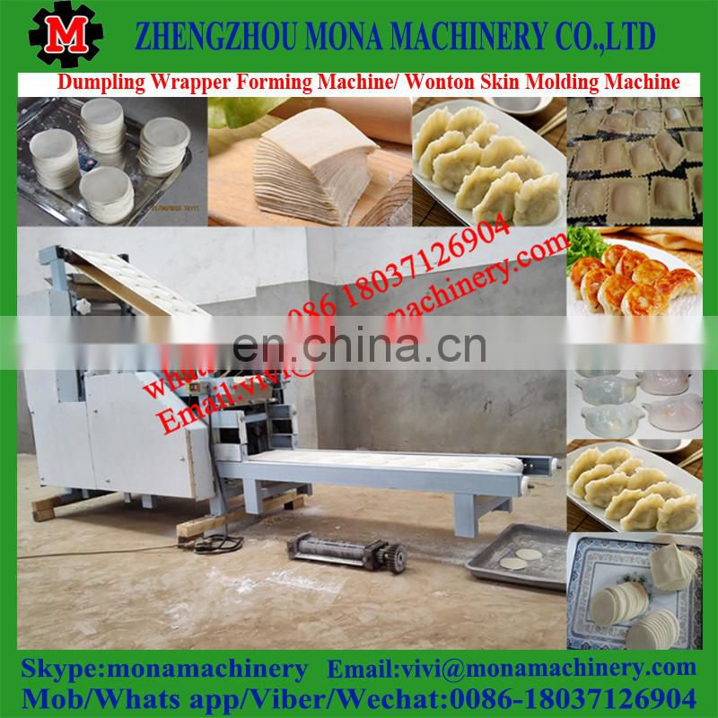 dumpling wrapper machine,dumpling making machine/automatic roti maker