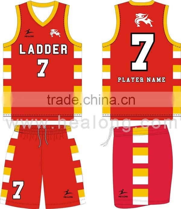 cheap youth reversible female basketball uniforms